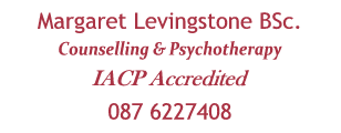 Enniscorthy Counselling Service - Margaret Levingstone BSc Counselling & Psychotherapy, IACP Accredited, Tel: 087 6227408